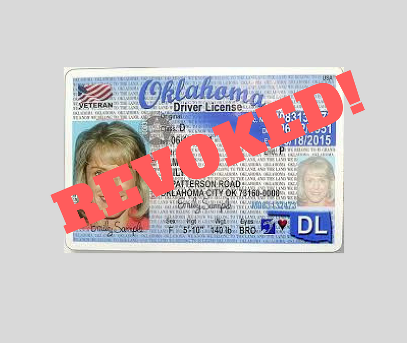 Offenses That Will Get Your Driver's License Revoked | Part 6: List Summary
